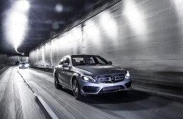 Brand-new Mercedes-Benz C 160 entry-level version for the C-Class
