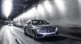 Eight million Mercedes-Benz C-Class sold since 1982