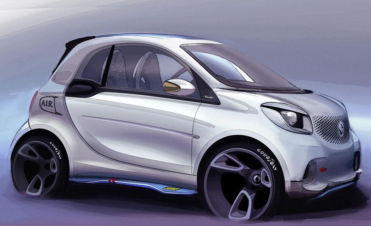 2021 Smart Fortwos Concept and Review