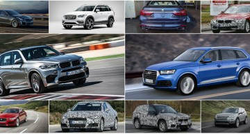 TOP 10 Competitors for Mercedes-Benz in 2015