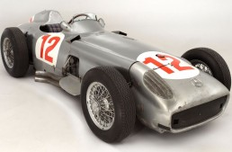 TOP 5 most expensive Mercedes-Benz cars sold in auction