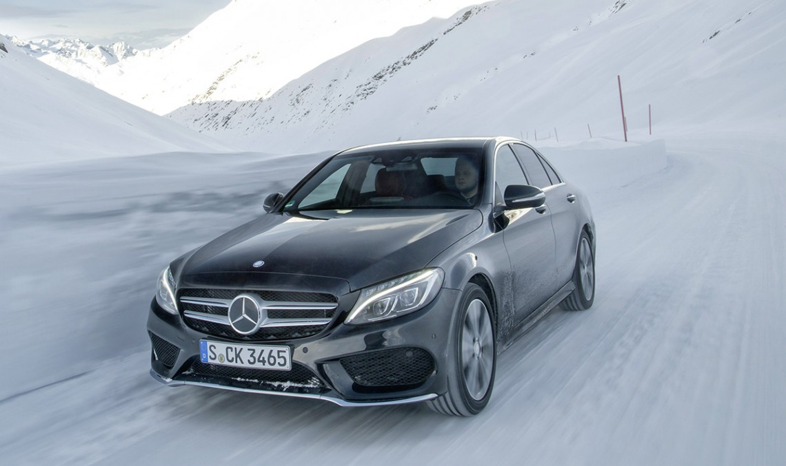 Mercedes-Benz starts 2015 with record sales