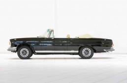 Brabus sells a 1970 Mercedes-Benz 280 SE Convertible