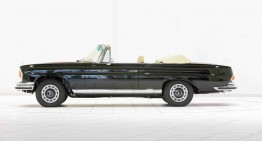 Brabus sells a 1970 Mercedes-Benz 280 SE Convertible