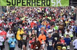 Mercedes-Benz Marathon 2015 – Where superheroes meet