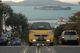 Smart fortwo: The smallest car in America feels so big!