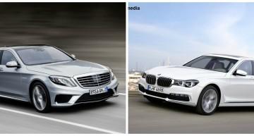Clash of the titans: BMW 7 Series vs Mercedes-Benz S-Class