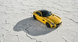 The Mercedes-AMG GT – Muse for Poetry