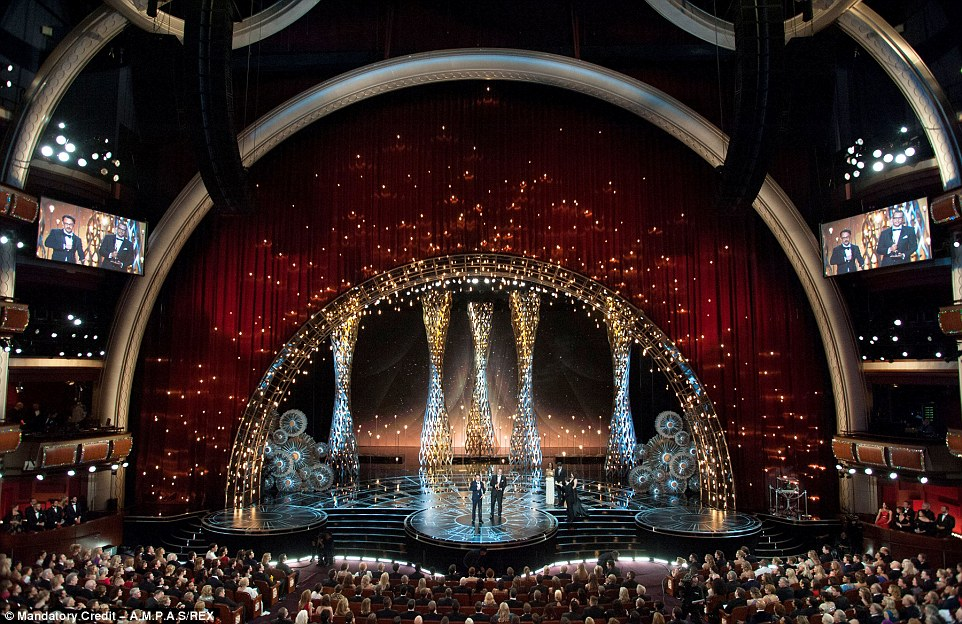 And the Oscar goes to… Mercedes-Benz!