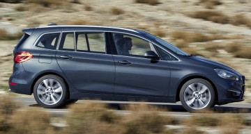 BMW outsmarts the B-Class with 7-seater 2 Series Gran Tourer
