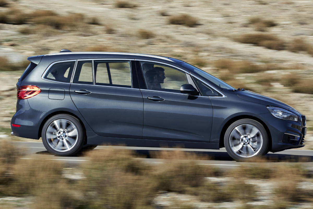 Bmw Outsmarts The B Class With 7 Seater 2 Series Gran Tourer Mercedesblog
