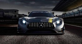 Mercedes-AMG GT3 racer revealed in first official picture