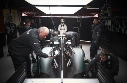 F1 Barcelona Tests – Record after record