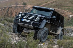Mercedes-Benz G500 4×4² first test by Autocar. Read the verdict