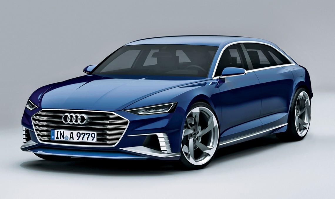 Audi Prologue Avant concept hints at CLS Shooting Brake rival