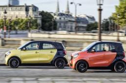 Daimler estimates that the new Smart family will be profitable