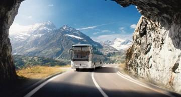 Tourism with Mercedes-Benz Turismo