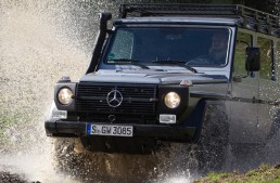 A journey to the Austrian heartland for G-Class enthusiasts