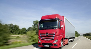 Daimler Trucks reveals virtual 3D ergonomics simulation for trucks
