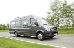 Daimler to create 1,200 jobs at Mercedes van plant in North Charleston