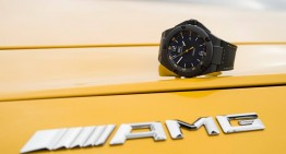 The Mercedes-AMG watch: What time is it?