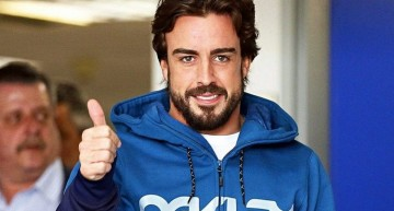Alonso thought he was 13 and forgot he was a Formula 1 driver