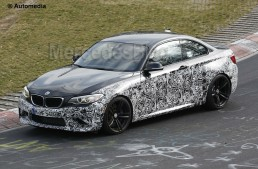 BMW M2 – the final car