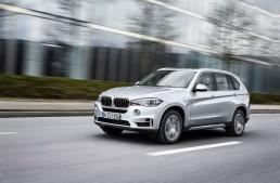 BMW X5 xDrive 40e: the first BMW Plug-In Hybrid SUV