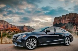 The Arizona Dream of the Mercedes-Benz CLS