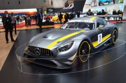 GENEVA LIVE: Mercedes-AMG GT3 racer conquers the show