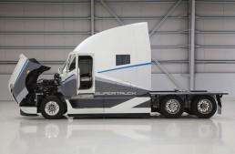 Official: Daimler Supertruck of the future