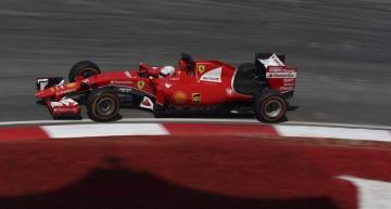 F1 Malaysia: Ferrari is back!