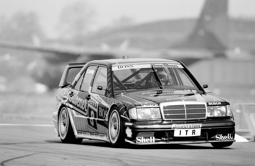 25 years of the Mercedes-Benz 190 E 2.5-16 Evolution II