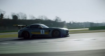 Video: yet another clip of the Mercedes-AMG GT3 in action