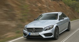 Mercedes C 450 AMG 4Matic first drive test: the AMG for the people
