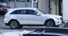 Mercedes-Benz GLC online launch confirmed for June 17