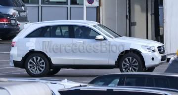Mercedes-Benz GLC online launch confirmed for June 17