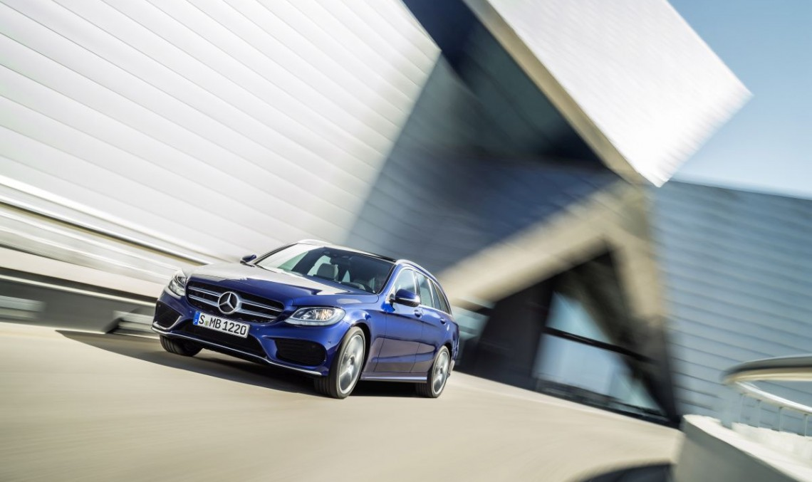 Mercedes-Benz record sales in February 2015 thanks to C-Class and SUVs