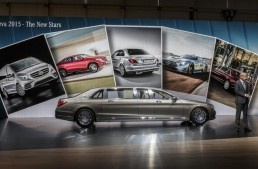 Mercedes-Benz takes out the aces from up their sleeve in Geneva