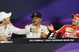 "Nico Rosberg to Sebastian Vettel: ""Come spy on us!"""