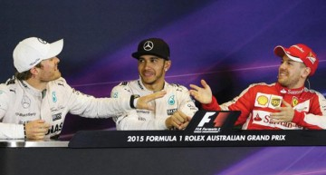 "Nico Rosberg to Sebastian Vettel: ""Come spy on us!"""