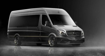 Carlex Design Sprinter – step into my van, we've got cookies