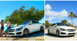 48 hours in Miami with the new CLA