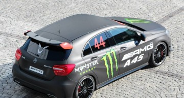 A45 AMG – A fireball for the champion