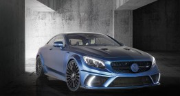 MANSORY DIAMOND EDITION is the crazy cousin of S 63 AMG Coupe