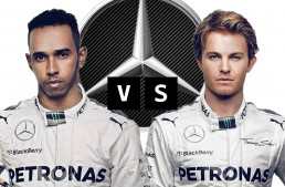 Hamilton vs Rosberg, round two in F1 2015