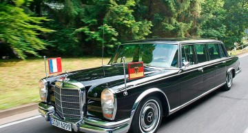 50 Years of Greatness. Happy Birthday, Mercedes 600 Pullman