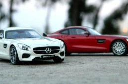FIRST REVIEW: Mercedes-AMG GT 1:43 – the new original accessories collection