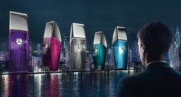 The Mercedes-Benz perfume – It smells like luxury