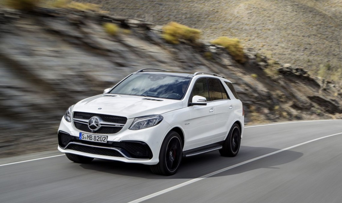 Mercedes-Benz GLE revealed in all its glory – full details and pictures